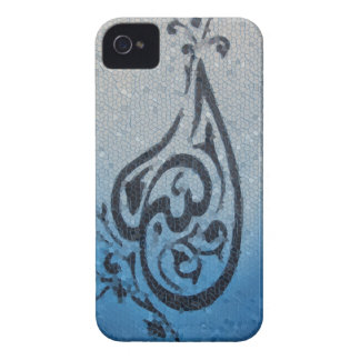 "Arabic Calligraphy with the word Allah ""God"" iPhone 4 Case-Mate Case"
