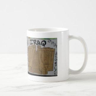 Arabic culture & christian pride art cup