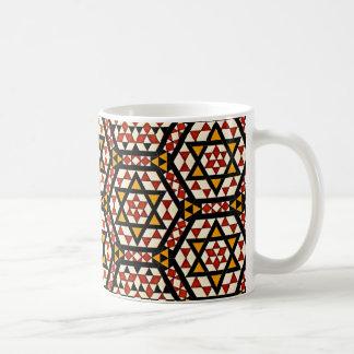 Arabic Design #12 at Emporio Moffa Basic White Mug