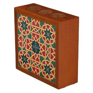 Arabic Design #1 at Emporio Moffa Desk Organiser