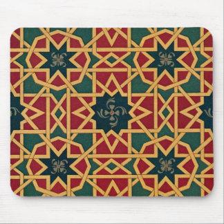 Arabic Design #1 at Emporio Moffa Mouse Pad