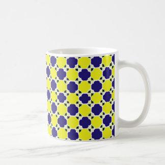 Arabic Design #2 at Emporio Moffa Basic White Mug