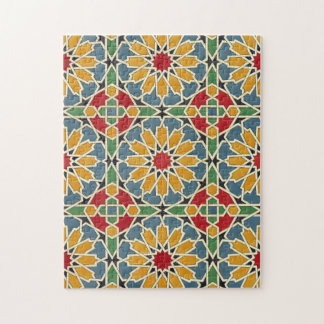Arabic Design #7 at Emporio Moffa Jigsaw Puzzle