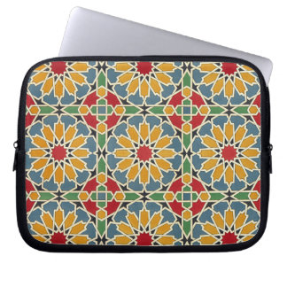 Arabic Design #7at Emporio Moffa Laptop Sleeve