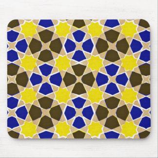 Arabic Design #8 at Emporio Moffa Mouse Pad