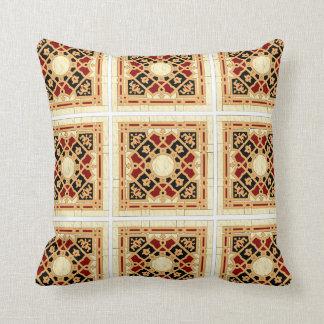 Arabic Design #9 at Emporio Moffa Cushion