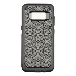 Arabic floral pattern OtterBox commuter samsung galaxy s8 case