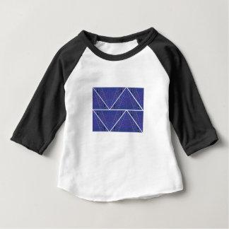 Arabic Ornaments blue. Original design Baby T-Shirt