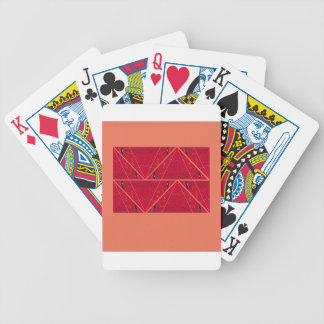 Arabic Ornaments. Original design Bicycle Playing Cards