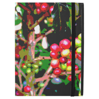 Arabica Cherries iPad Pro Case