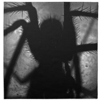 Arachnophobia... Napkin