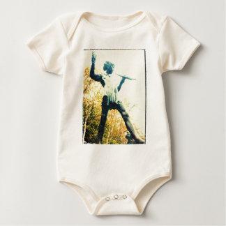 ARADHYA_peterpan.jpg Baby Bodysuit