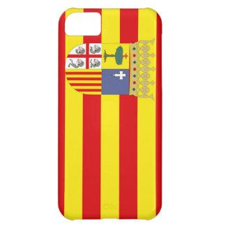 Aragon (Spain) Flag iPhone 5C Case