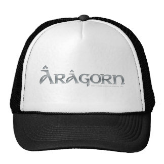 Aragorn logo cap