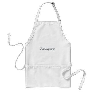 Aragorn logo standard apron