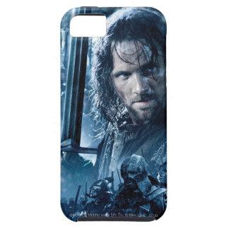 Aragorn Versus Orcs iPhone 5 Cover