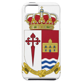 Aranjuez Coat of Arms (Spain) iPhone 5 Cases
