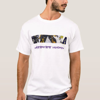 arapahoe, Warriors Hockey T-Shirt