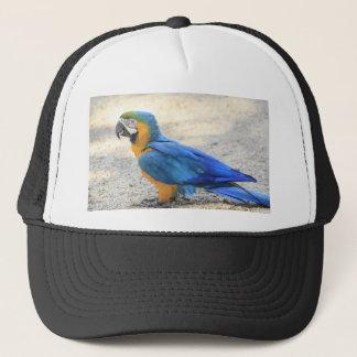 Arara, the real Carioca, Rio de Janeiro Citizen Trucker Hat