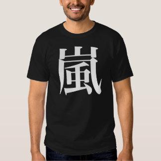 Arashi Japanese Storm T-shirt