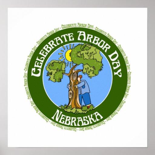 Arbor Day Nebraska Print