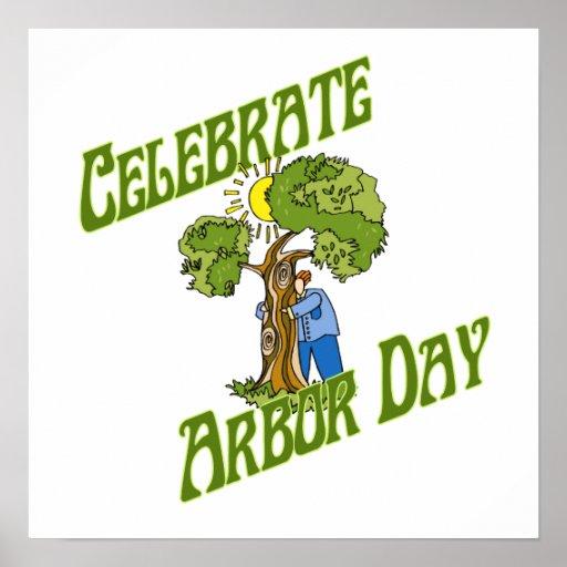 arbor day print
