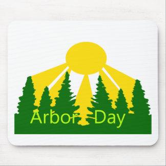 Arbor Day Sunrise Mousepads