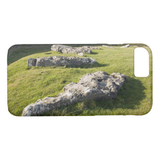 Arbor Low Stone Circle in Derbyshire photo iPhone 8/7 Case