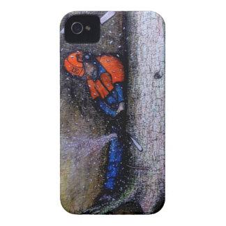 Arborist tree surgeon stihl husqvarna iPhone 4 Case-Mate cases