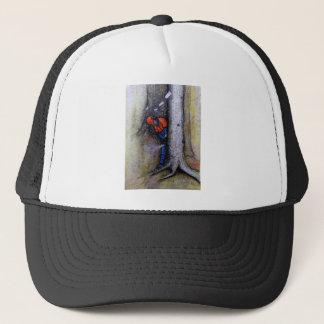 Arborist tree surgeon stihl husqvarna trucker hat