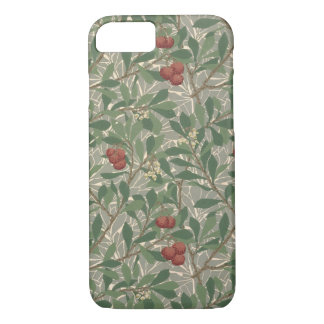 'Arbutus' wallpaper designed by Kathleen Kersey fo iPhone 7 Case