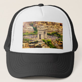Arc de Triomphe de l'Étoile, Paris, France Trucker Hat
