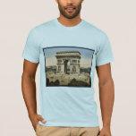 Arc de Triomphe, de l'Etoile, Paris, France classi T-Shirt