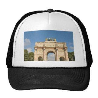 Arc de Triomphe du Carrousel in Paris, France Cap
