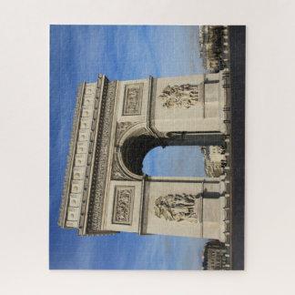 Arc de Triomphe Jigsaw Puzzle