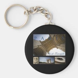 Arc de Triomphe Key Ring