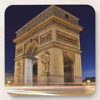 Arc de Triomphe Paris France Beverage Coaster