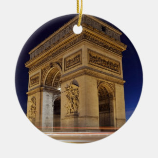 Arc de Triomphe Paris France Ornament