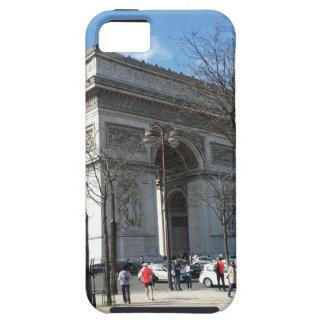 Arc de Triomphe, Paris, France iPhone 5 Covers