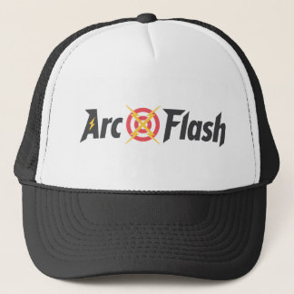 Arc Flash Trucker Hat