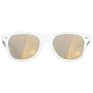 Arc in sky retro sunglasses