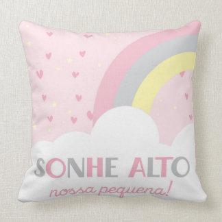 arc IRIS almofada Throw Pillow