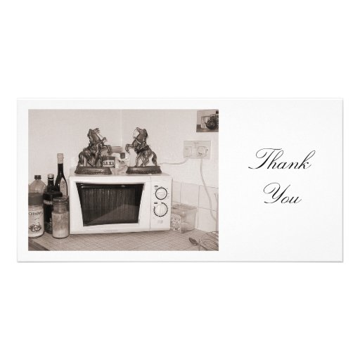 Arc of the Microwave - Thank You Photo Cards