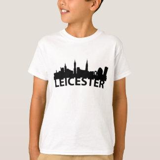 Arc Skyline Of Leicester England T-Shirt