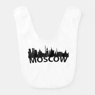 Arc Skyline Of Moscow Russia Bib