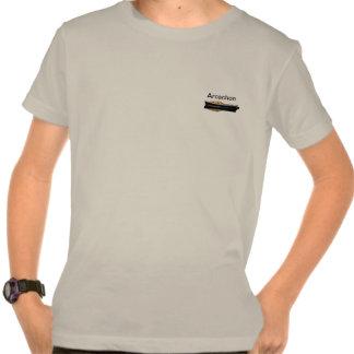 """""""Arcachon"""" Kids Organic T-Shirt, """"Pinasse"""" motif"""