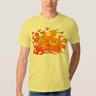 Arcade Alien T-shirt