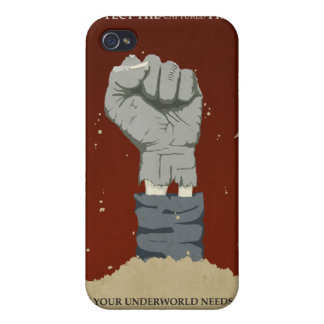 Arcade game propaganda poster - for your iPhone iPhone 4 Cover