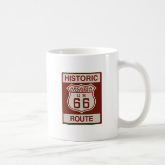 ARCADIA66 COFFEE MUG