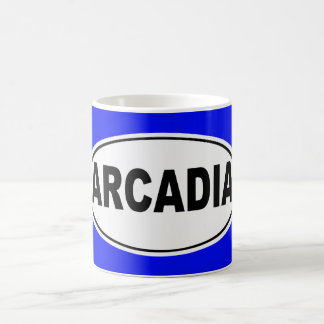 Arcadia California Coffee Mug